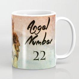 Angel Number 22 Coffee Mug