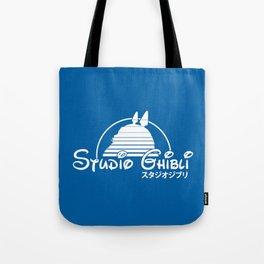 studio ghibli. Tote Bag