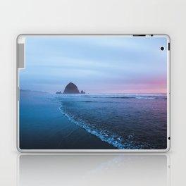 Haystack Rock Sunset Laptop & iPad Skin
