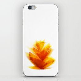 Sun Leaves iPhone Skin