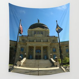 Montana State Capitol Wall Tapestry