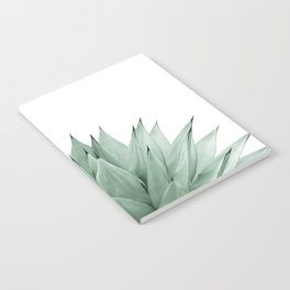 Agave Green Summer Vibes #1 #tropical #decor #art #society6 Notebook