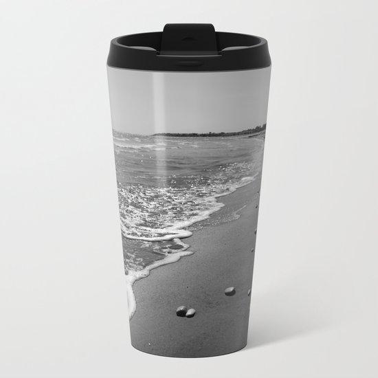 BEACH DAYS XXX Metal Travel Mug