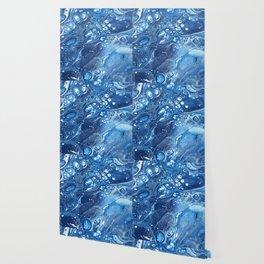 Bubbling River Wallpaper