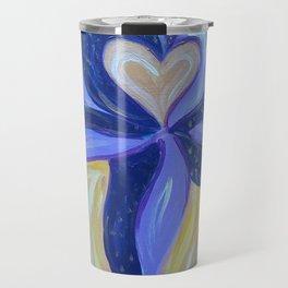 Lovely Starfish Travel Mug