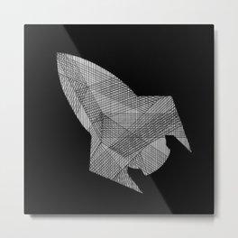 Vector Metal Print
