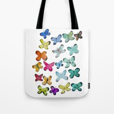 For A Friend: Butterflies Tote Bag