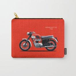 The 66 Bonneville Carry-All Pouch