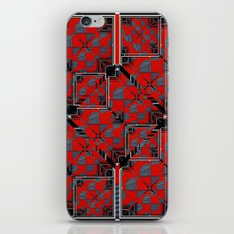 Bow Tie 5 iPhone Skin