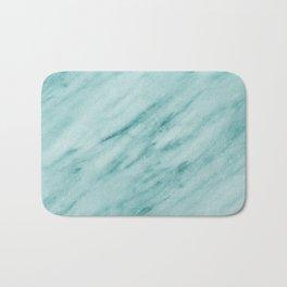 Audace Turchese green marble Bath Mat