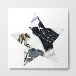 Etoile Fashion! Metal Print