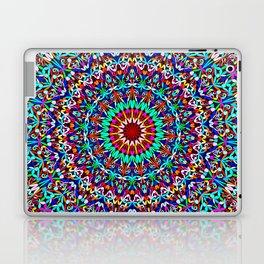 Colorful Life Garden Mandala Laptop & iPad Skin