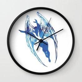 Angel #2 Wall Clock