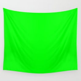 Green Screen Wall Tapestry