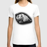 aang T-shirts featuring Bison by Creadoorm