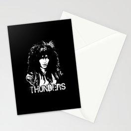 Johnny Thunders Stationery Cards