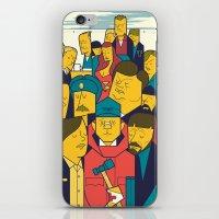 fargo iPhone & iPod Skins featuring Fargo by Ale Giorgini
