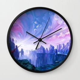 Sky Diversity Wall Clock