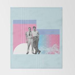 Boys to Men Throw Blanket