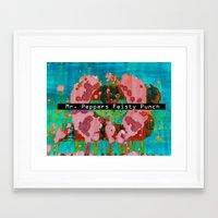 quotes Framed Art Prints featuring Quotes by Retale