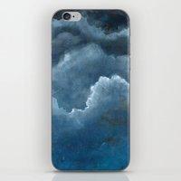 sailboat iPhone & iPod Skins featuring sailboat by Kayla Kristine