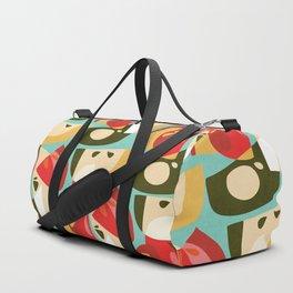 Apple Slices Duffle Bag