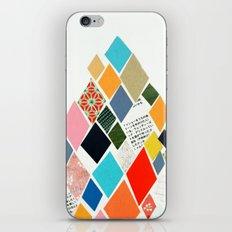 White Mountain iPhone & iPod Skin