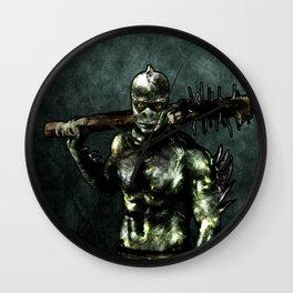 Lezard men Wall Clock