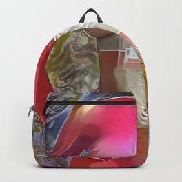 Mandalesque Torso Backpack