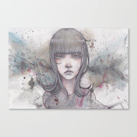 passed away Canvas Print