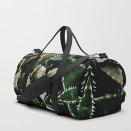 Succulents on Show No 1 Duffle Bag