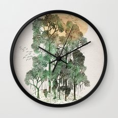 Jungle Book Wall Clock