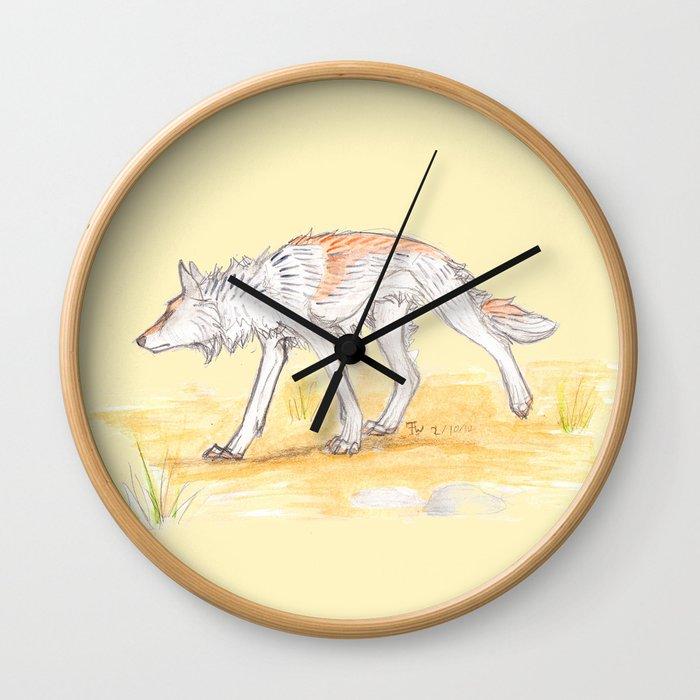 Abuelo Wall Clock