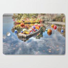 Floating Glass Cutting Board