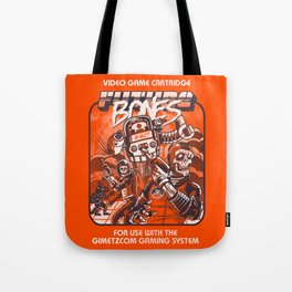 Future Bones Tote Bag