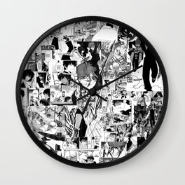 Kekkai Sensen (Blood Blockade Battlefront) Wall Clock