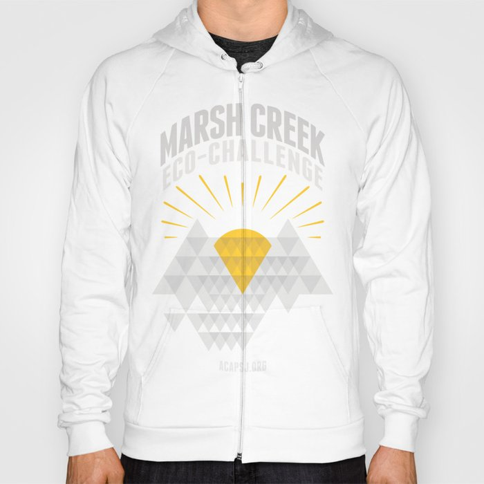 Marsh Creek Eco-Challenge 2015; Shirt Art Hoody