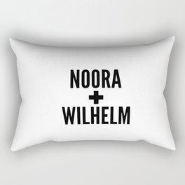 Noora Wilhelm Rectangular Pillow
