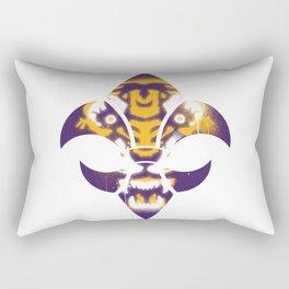 Graffti LSU Rectangular Pillow