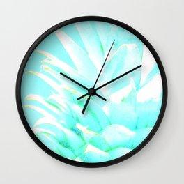 Blue nana Wall Clock