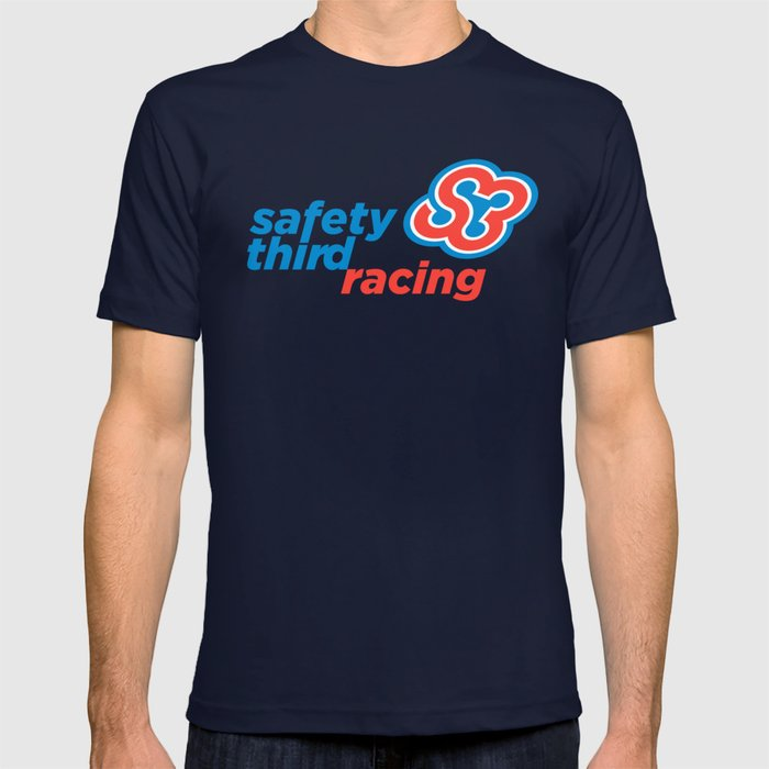 Safety Third Racing Team Logo - variant 1 T-shirt