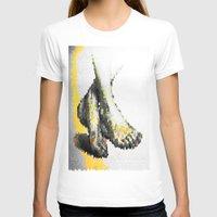 feet T-shirts featuring Crystal Feet by Latidra Washington