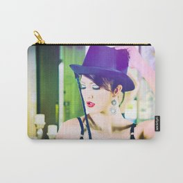 4951 Playful Lady Mistress Dancer Carry-All Pouch