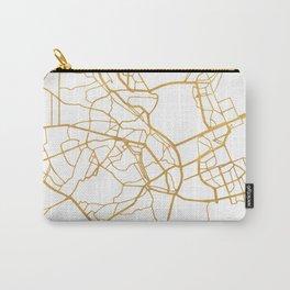 KIEV UKRAINE CITY STREET MAP ART Carry-All Pouch
