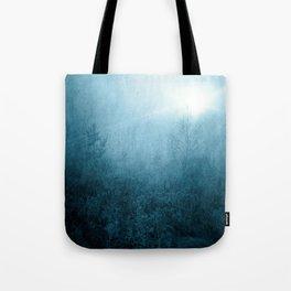 Cold Dawn Tote Bag