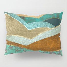 Golden Hills Pillow Sham