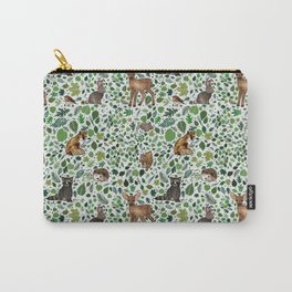 Woodland Animal Friends Carry-All Pouch