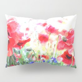 Poppy Haze Pillow Sham