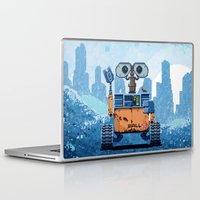 wall e Laptop & iPad Skins featuring Wall-e by LAckas
