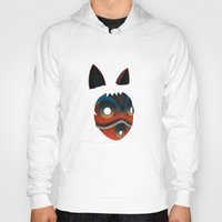 princess mononoke Hoodies featuring Mononoke by KoryDemers
